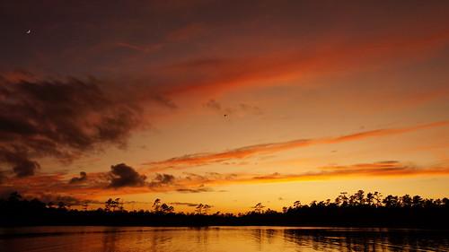 sunset spectacularsunsetsandsunrises cloudsstormssunsetssunrises fairfieldharbour northcarolina northwestcreek sony sonyphotographing sonya58