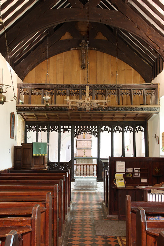 Pennant Melangell, Powys