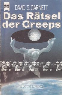David S. Garnett / Das Rätsel der Creeps