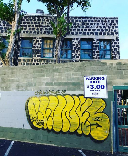 Honolulu Graffiti, 2019