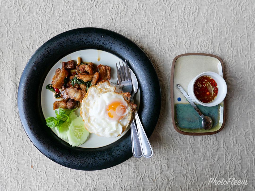 ภาพถ่ายอาหาร กล้อง Leica D-Lux 7