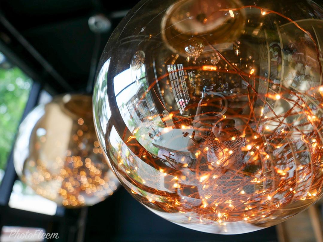 ภาพถ่ายบรรยากาศคาเฟ่ กล้อง Leica D-Lux 7