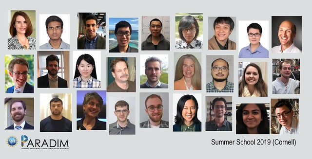 2019 Cornell PARADIM Thin Film Summer School
