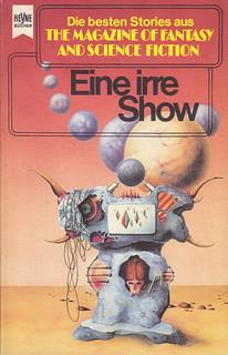 Eine irre Show / Die besten Stories aus The Magazine of Fantasy and Science Fiction // 59. Folge
