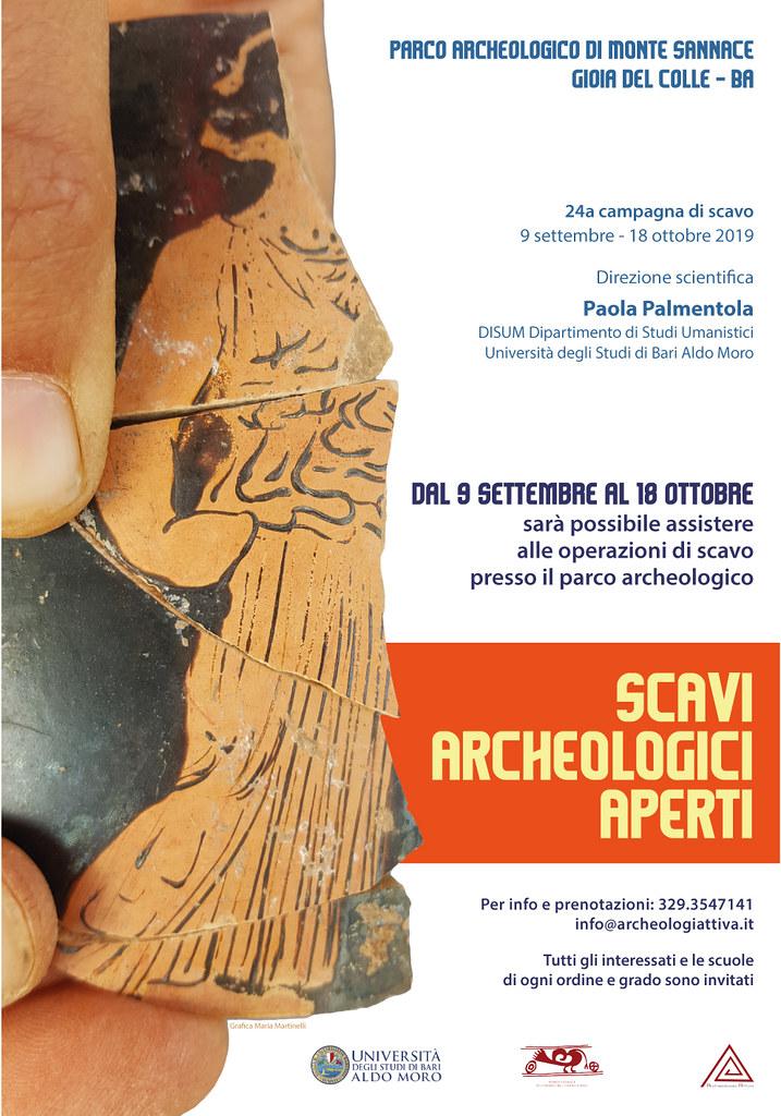 locandina-monte-sannace-scavi-aperti-2019 x web