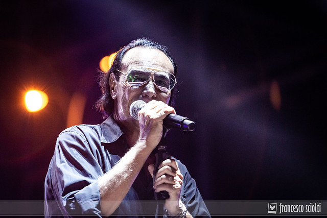 Antonello Venditti Live @ Forum Eventi di San Pancrazio Salentino - Sotto Il Segno Dei Pesci Tour 23-08-2019