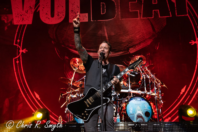 Volbeat 25