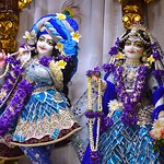 ISKCON Bangalore Deity Darshan 03 Sep 2019