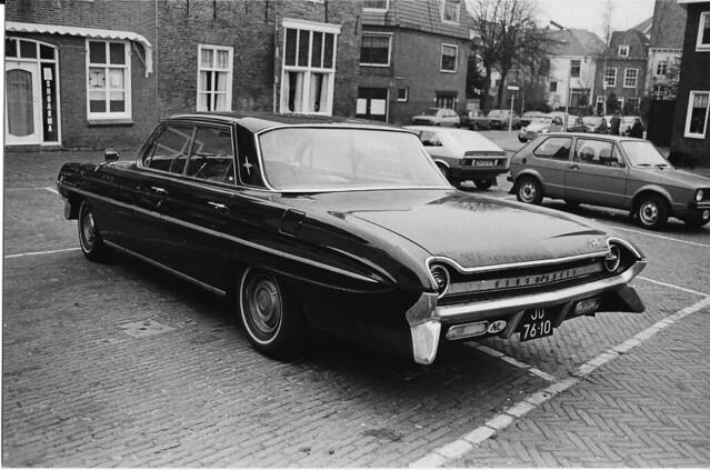 1962 Oldsmobile Super 88 Model 3539E
