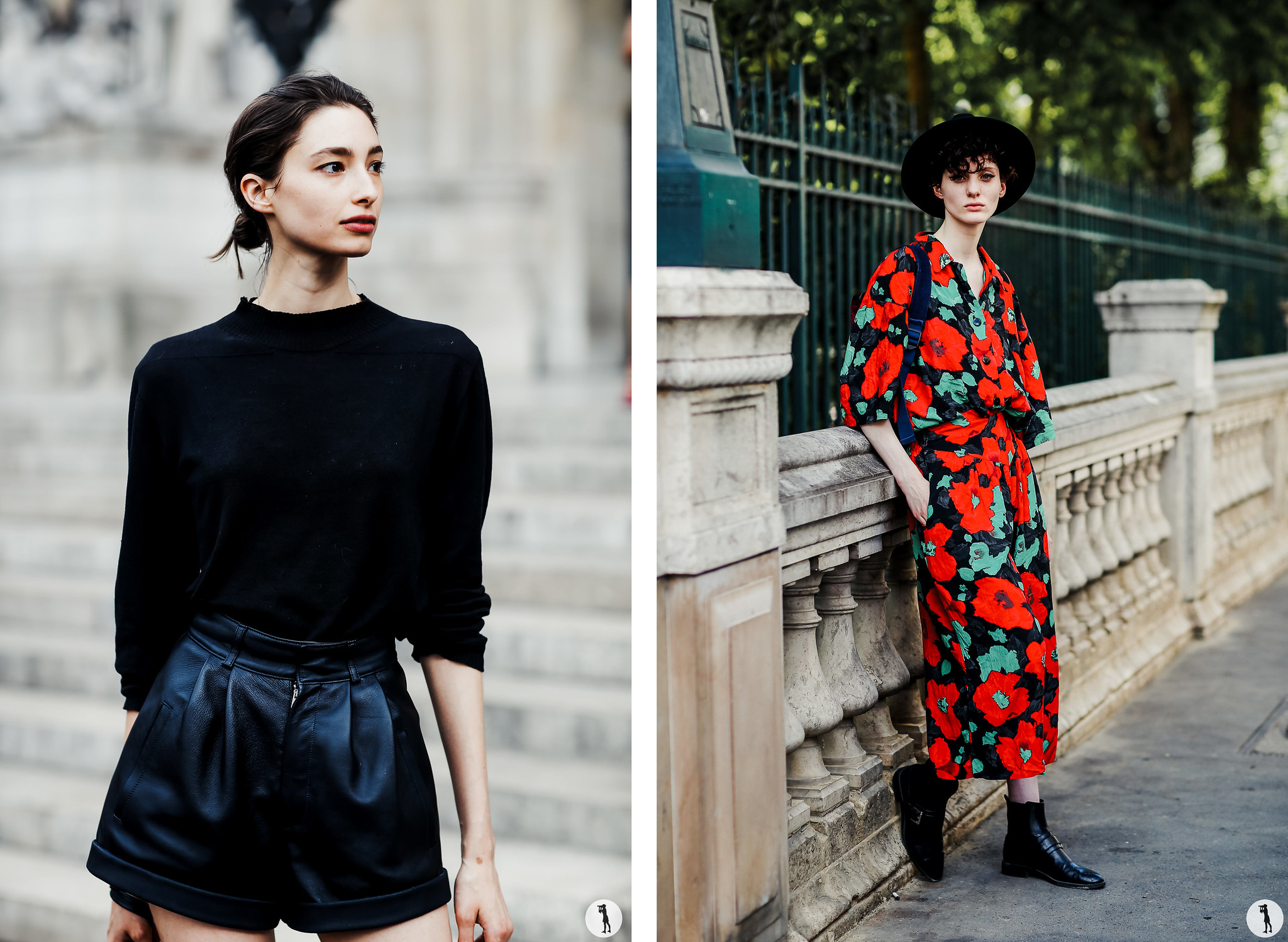Street style - Paris Fashion Week Haute-Couture FW18-19