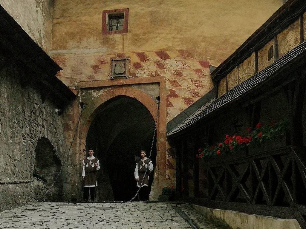 Orava linna Slovakia