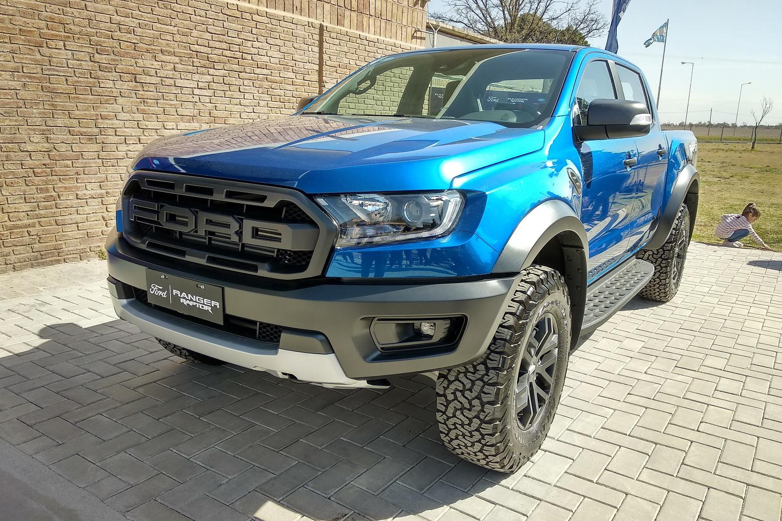 Carsdrive Cordoba Una Pickup De Rally Ford Ya Ofrece La Ranger Raptor En Argentina Carsdrive Cordoba