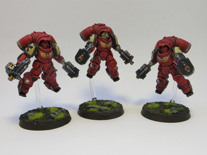 Blood Raven - Inceptor Squad