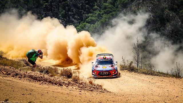 Thierry Neuville  -  Hyundai i20 Coupé WRC  -  WRC Rally de Portugal 2019  -  N1999
