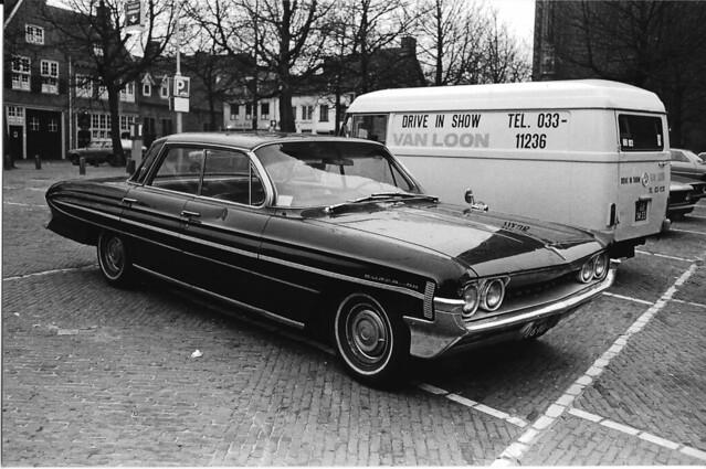 1962 Oldsmobile Super 88 Model 3539EJD-76-10 Oldsmobile 2