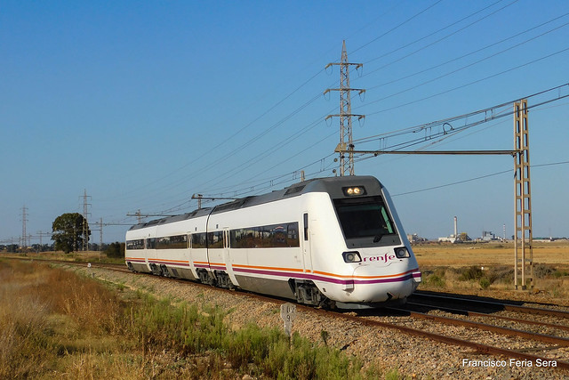 Intercity Madrid-Huelva