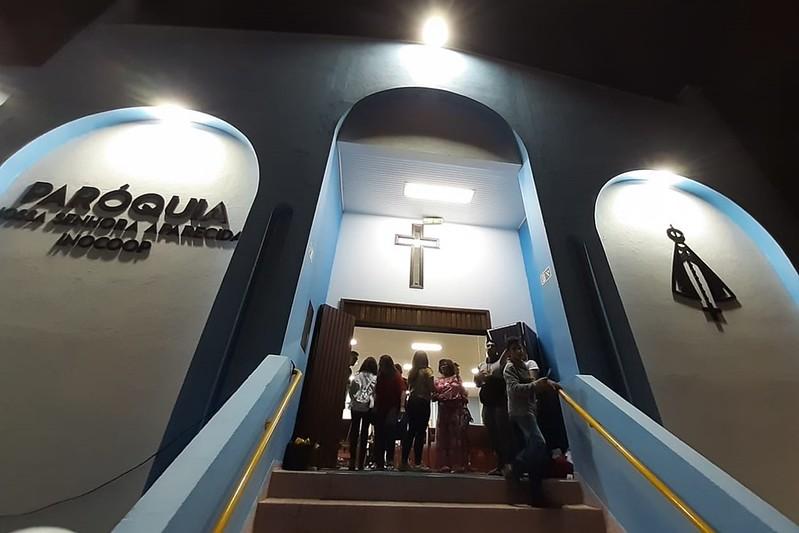 Criação da Paróquia Nossa Senhora Aparecida - Inocoop