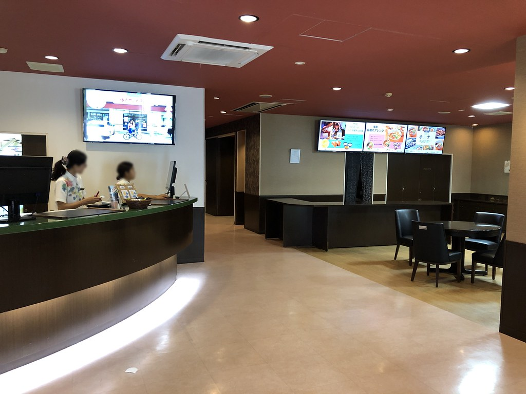 ホテルWBFアビアンパナ石垣島_フロント