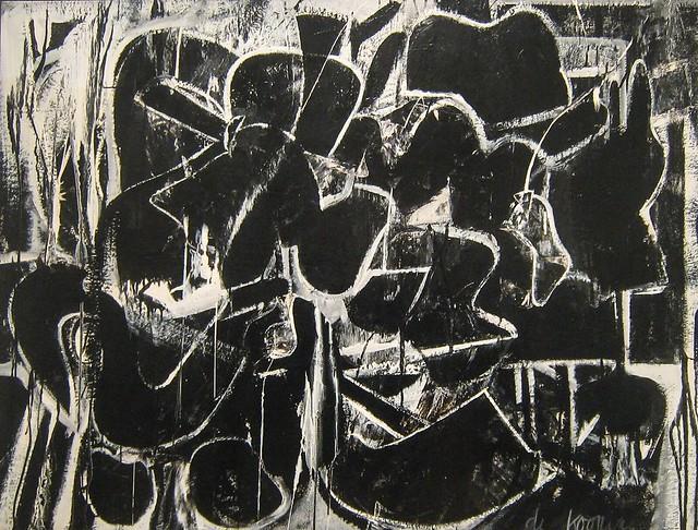 Willem de Kooning, Painting, 1948