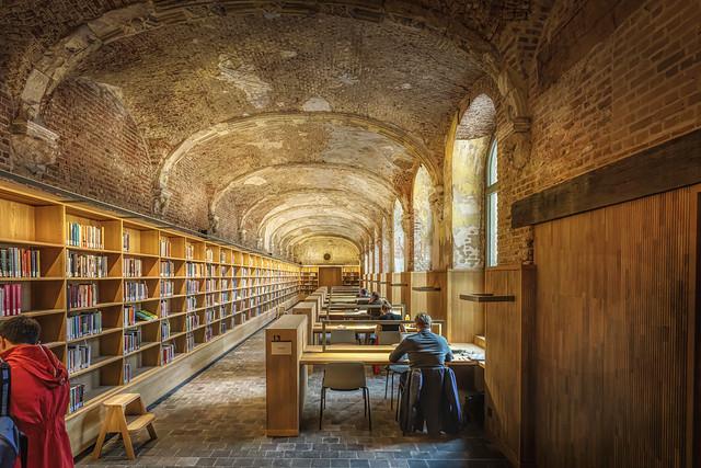 Mechelen bibliotheek
