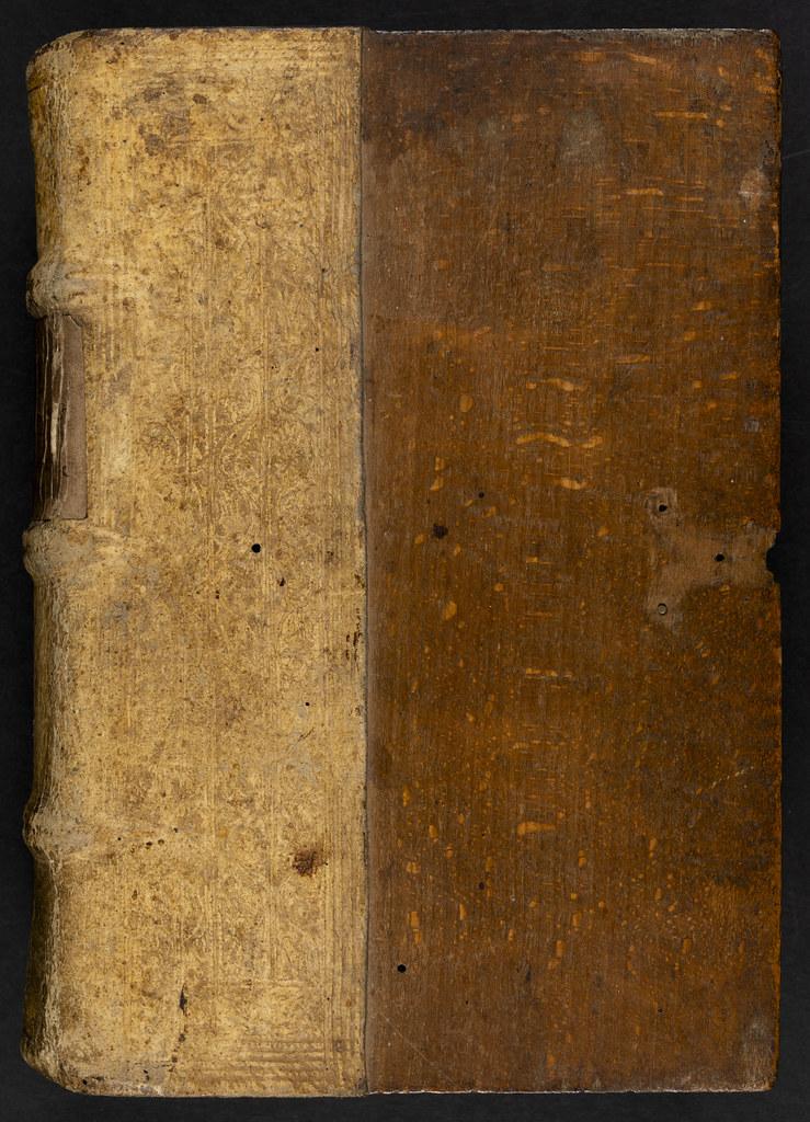 Binding of Innocentius VIII, Pont. Max.: Regulae cancellariae apostolica