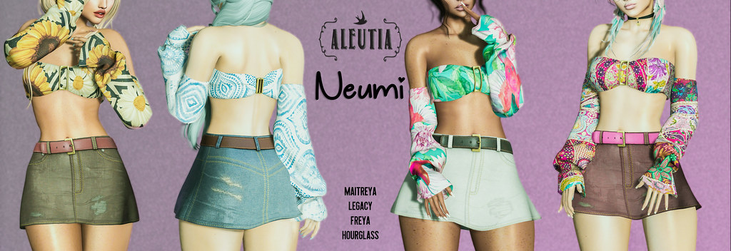 [Aleutia] Neumi @FaMESHed
