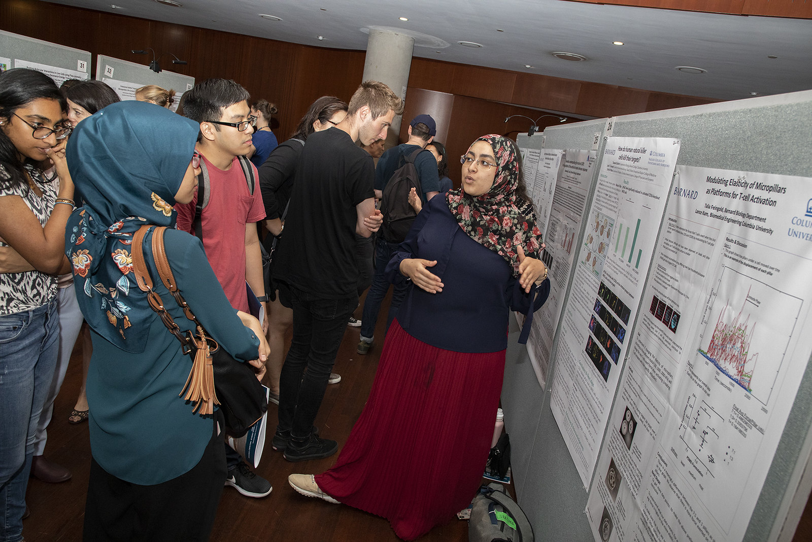 Lida A. Orzeck '68 Summer Research Institute Poster Session 2019