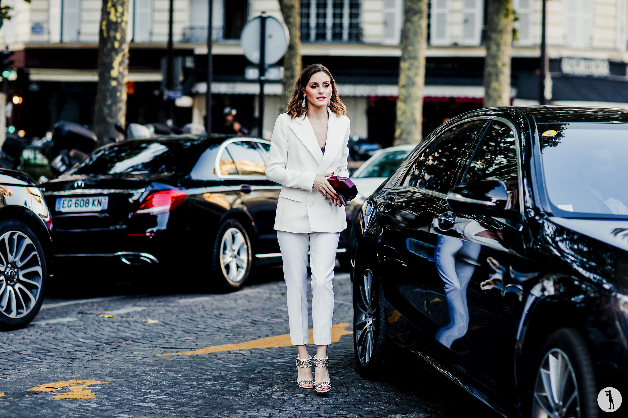 Olivia Palermo - Paris Fashion Week Haute-Couture FW18-19 (2)