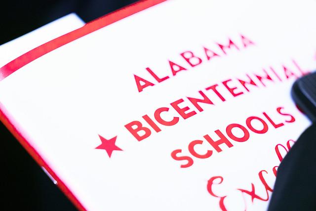 090319 Alabama Bicentennial 21 Schools of Excellence Awards