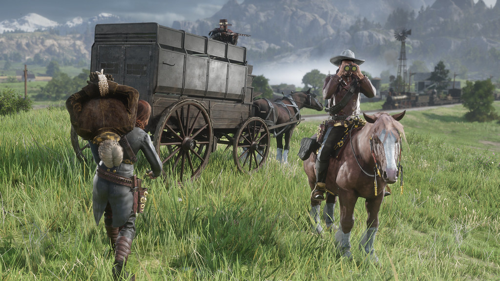 Red Dead Online on PS4