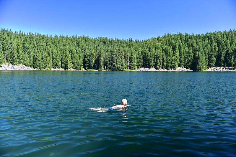 Lower Erma Bell Lake