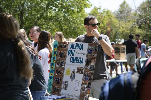 2019 Student Organization Fair