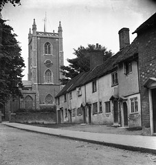 St Peter's church, St Albans, Herts