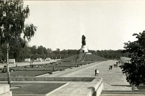 Berlin, Germany, Treptow Park, Soviet War Memorial, WWII