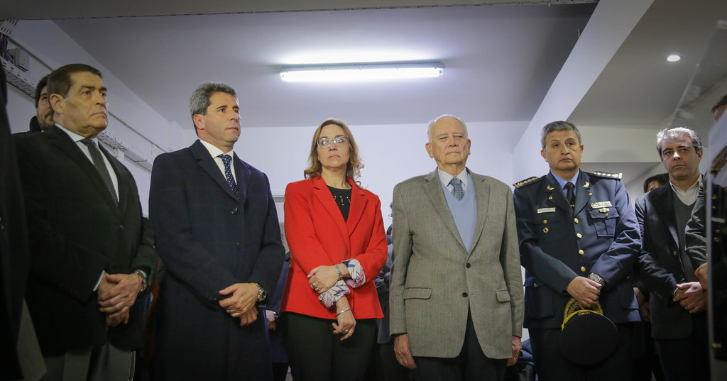 2019-09-03 PRENSA: Entrega de Armas Secuestradas del Crimen a  la Agencia Nacional de Materiales Controlados ANMaC