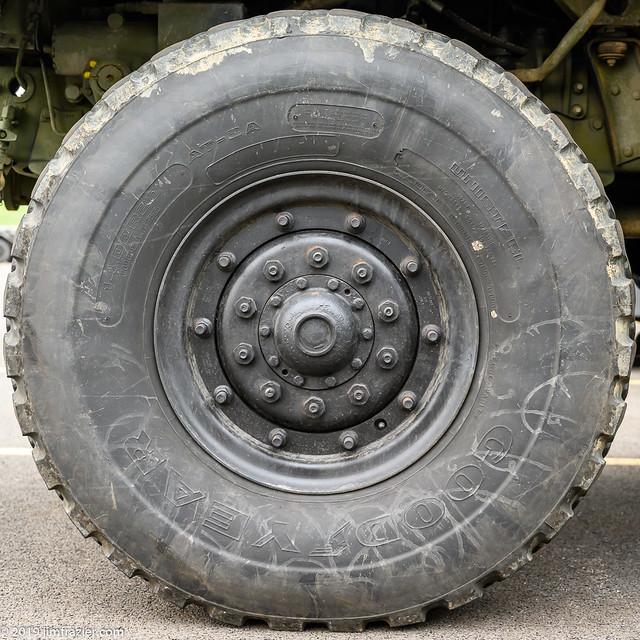 Squared Tire