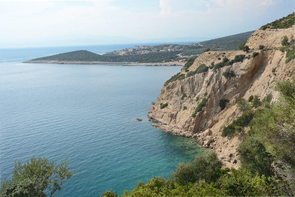 На автомобиле на остров Тасос (Греция)