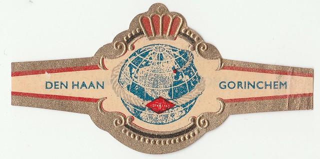 Sigarenbandje - Gorinchem - Staalkabelfabriek Den Haan