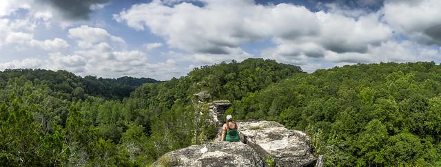 Alexis Leinhart, Window Cliffs, Putnam County, Tennessee