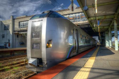 03-09-2019 Tomakomai Station
