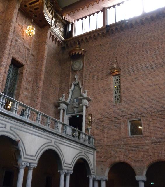 Stockholm Blue Hall