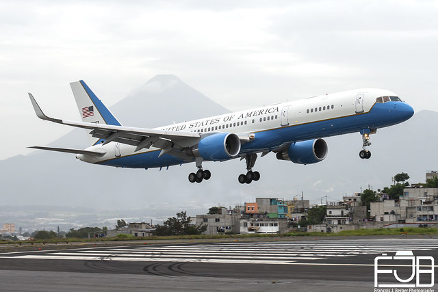 United States Air Force Boeing C-32A