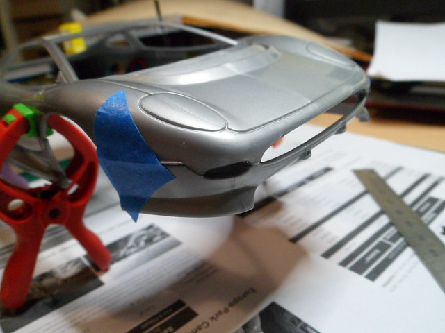 *Montage pas-à-pas* Jaguar XJ 220 [Revell 1/24] 48673386233_6a2a40a92d_z