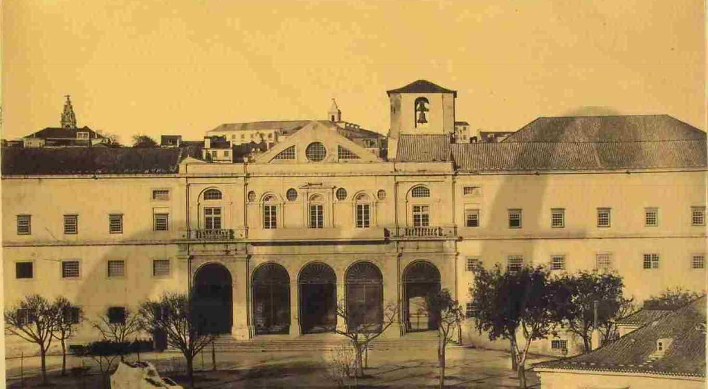 Imagem IV - Palácio de São Bento
