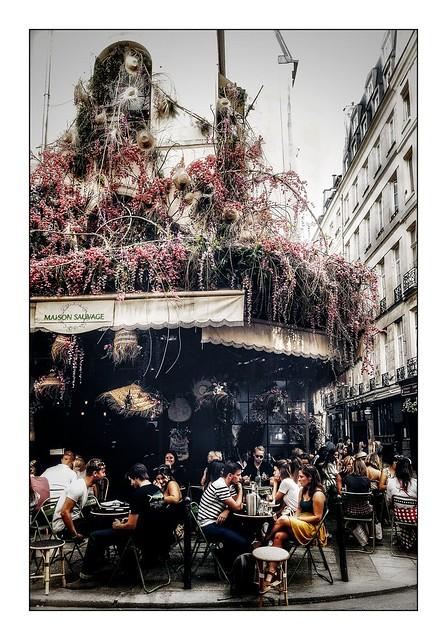 Un bistrot Parisien
