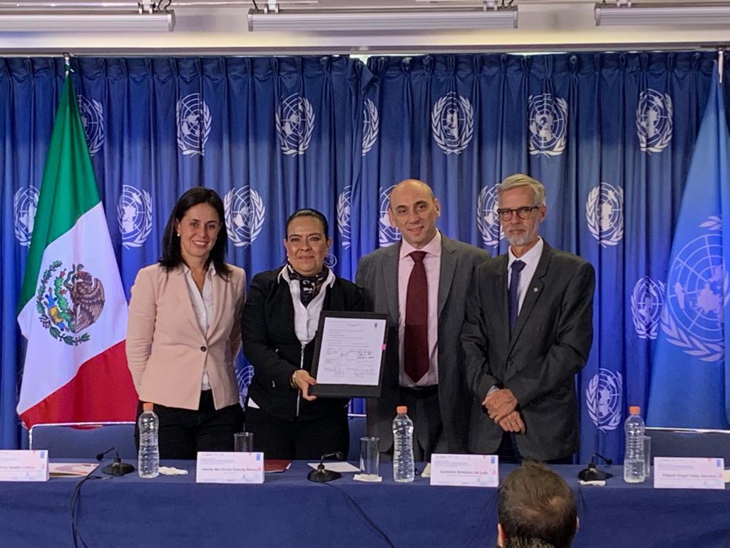 SNDIF, PNUD y OPS/OMS impulsan modelo de atención y cuidado inclusivo para niñas y niños con discapacidad en México