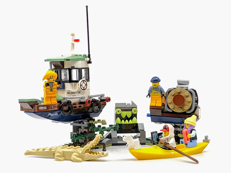 70419: Wrecked Shrimp Boat