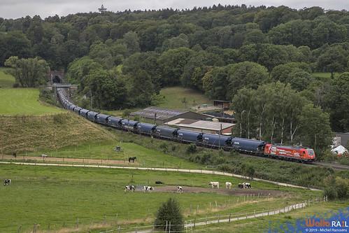 186 382 . HSL . E 42583 . Aachen ( Gemmenichertunnel ) 03.09.19.
