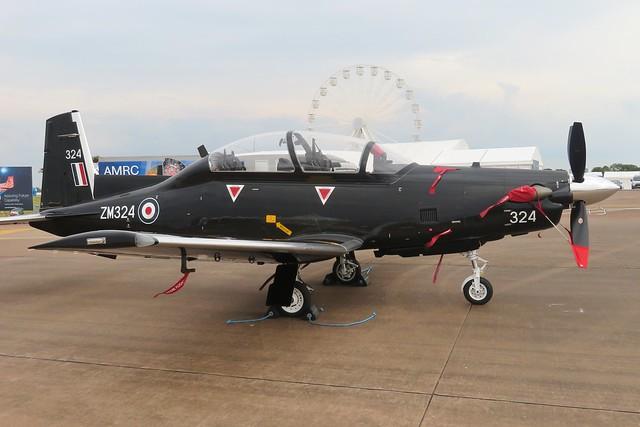ZM324 RIAT Fairford 17 July 2019