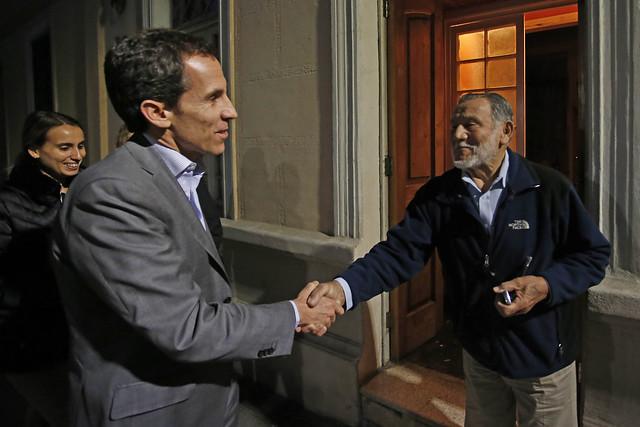 #EnTerreno : Puerta a Puerta en Matta Norte